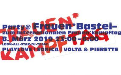 Party @Frauen*bastei