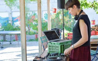 Female* Music Lab DJing-Workshops
